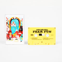 FATHER JOHN MISTY - fear fun - CASSETTE TAPE