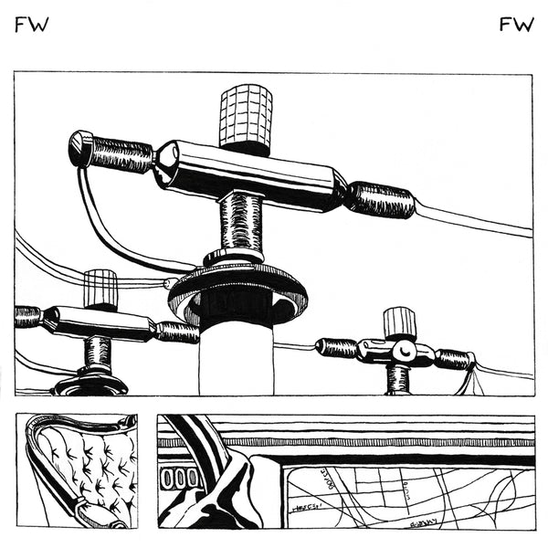 FORTH WANDERERS - s/t - BRAND NEW CASSETTE TAPE