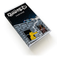 QUASIMOTO - the further adventures of lord quas - BRAND NEW CASSETTE TAPE