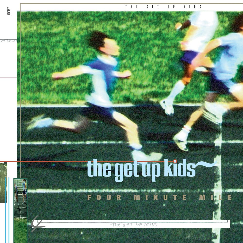 THE GETUP KIDS - four minute mile - BRAND NEW CASSETTE TAPE