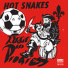 HOT SNAKES - audit in progress - BRAND NEW CASSETTE TAPE