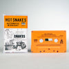 HOT SNAKES - automatic midnight - BRAND NEW CASSETTE TAPE
