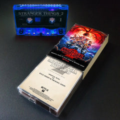 STRANGER THINGS 2 - soundtrack - BRAND NEW CASSETTE TAPE - Kyle Dixon & Michael Stein