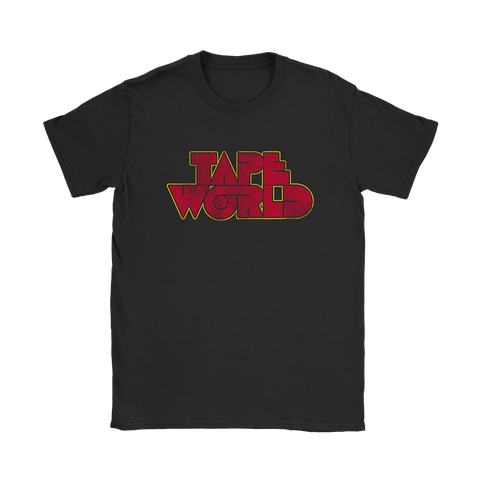 TAPE WORLD - T-Shirt - Brand New