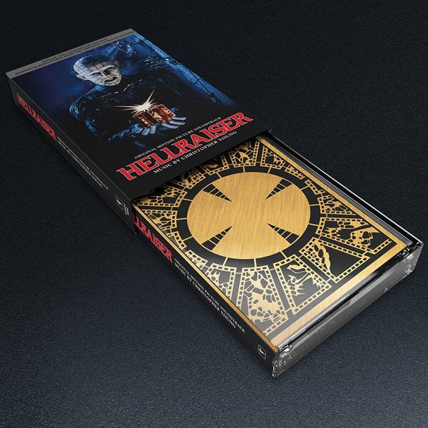 Christopher young: HELLRAISER - soundtrack - brand new cassette tape