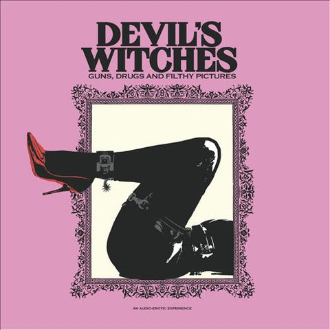 DEVIL'S WITCHES - guns, drugs and filthy pictures - BRAND NEW CASSETTE TAPE