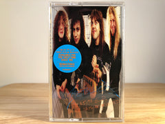 METALLICA - THE $5.98 EP – GARAGE DAYS RE-REVISITED (REMASTERED) - BRAND NEW CASSETTE TAPE
