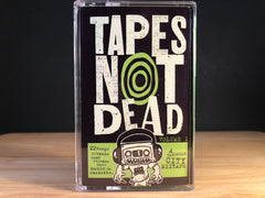 TAPES NOT DEAD : A TAPEHEAD CITY MIXTAPE - Vol.1 - CSD2018 (low stock)