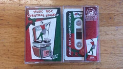 Music box Christmas skanker - compilation - brand new cassette tape