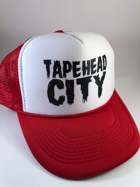 Trucker hat - red [SOLD OUT]