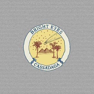 BRIGHT EYES - Cassadaga (Remastered) - BRAND NEW CASSETTE TAPE