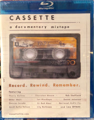 CASSETTE: A DOCUMENTARY MIXTAPE - BRAND NEW - blu-ray film
