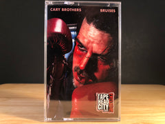 CARY BROTHERS - bruises - CASSETTE TAPE (tapehead city exclusive)