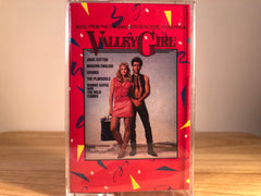 VALLEY GIRL - soundtrack - BRAND NEW CASSETTE TAPE
