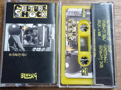 CULTURE SHOCK - The Humanity show - BRAND NEW CASSETTE TAPE