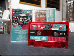 Detroit Riddim Crew & Friends Xmas - brand new cassette tape