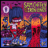 SAM COFFEY & THE IRON LUNGS - gates of hell - BRAND NEW CASSETTE TAPE