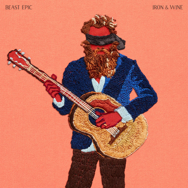 IRON & WINE - beast epic - BRAND NEW CASSETTE TAPE