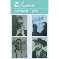 KIM & THE CREATED / PRETTIEST EYES - split - BRAND NEW CASSETTE TAPE