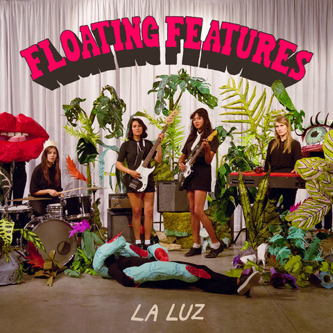 LA LUZ - floating creatures - BRAND NEW CASSETTE TAPE