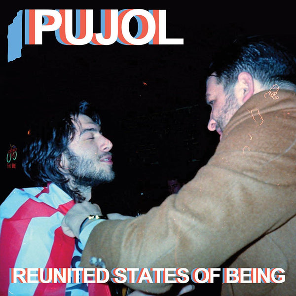 PUJOL - reunited states of being - BRAND NEW CASSETTE TAPE