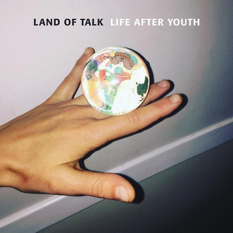 LAND OF TALK - life after youth - BRAND NEW CASSETTE TAPE