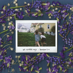 TOMBERLIN - at weddings - BRAND NEW CASSETTE TAPE