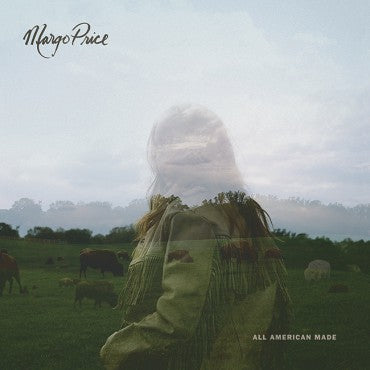 MARGO PRICE - all american made - BRAND NEW CASSETTE TAPE