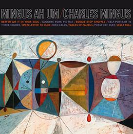 CHARLES MINGUS ‎– Mingus Ah Um [re-issue] - BRAND NEW CASSETTE TAPE