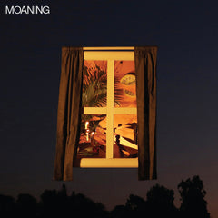 MOANING - s/t - BRAND NEW CASSETTE TAPE
