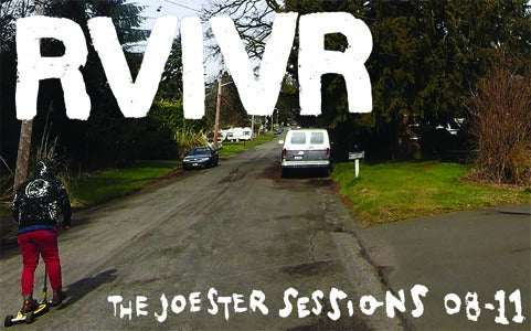 RVIVR - The Joester Sessions Collection 2008-2011 - BRAND NEW CASSETTE TAPE