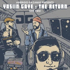 AMERIGO GAZAWAY: YASIIN / GAYE - the return [part 2] - CSD2018 [ mos def / marvin gaye ]
