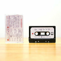 BEACH SLANG - here, i made this for you mixtape Vol.2 - BRAND NEW CASSETTE TAPE