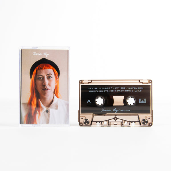SHANNON LAY - august - BRAND NEW CASSETTE TAPE