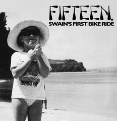 FIFTEEN - swains first bike ride - BRAND NEW CASSETTE TAPE