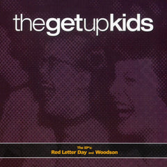 THE GETUP KIDS - The E.P's: Red letter day and Woodson - BRAND NEW CASSETTE TAPE
