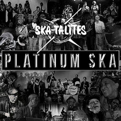THE SKATALITES - platinum ska - BRAND NEW CASSETTE TAPE - CSD2019