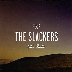 THE SLACKERS - the radio - BRAND NEW CASSETTE TAPE - CSD2019