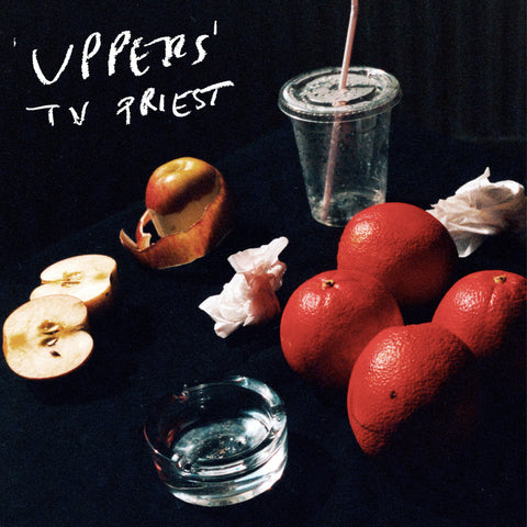 TV PRIEST - Uppers - BRAND NEW CASSETTE TAPE [PRE-ORDER]
