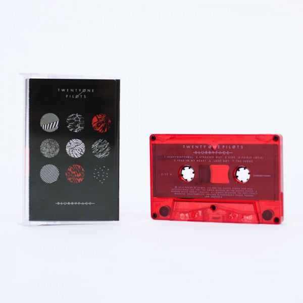 Twenty One Pilots Blurryface Brand New Cassette Tape
