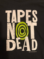 Tapes Not Dead 2018 - Men's T-Shirt