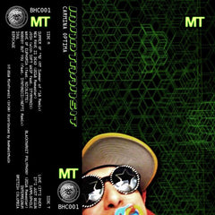 MINDTRANSIT - Carmina Optima - BRAND NEW CASSETTE TAPE - techno