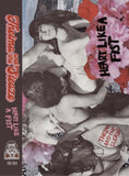 THELMA AND THE SLEAZE - Heart like a Fist EP - BRAND NEW CASSETTE TAPE