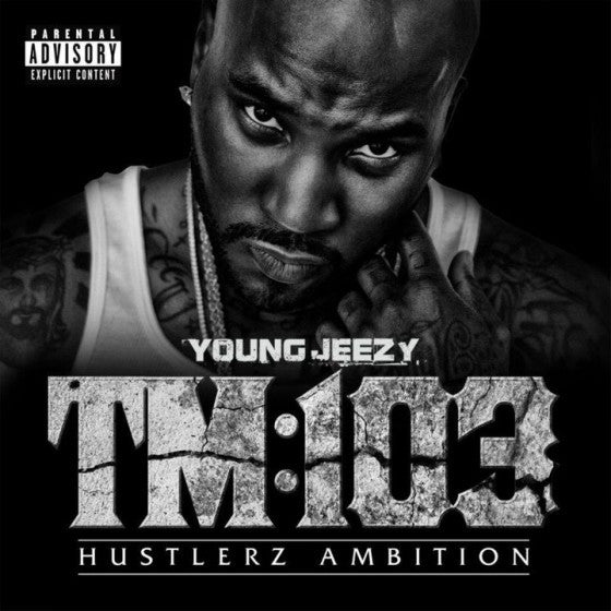 YOUNG JEEZY - hustlers ambition - BRAND NEW SEALED CASSETTE TAPE