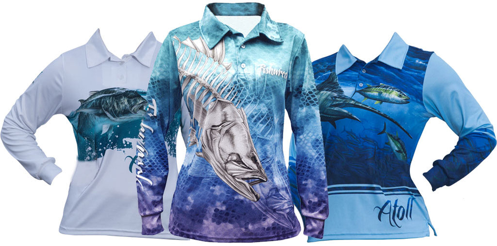 Ladies Fishing Shirts