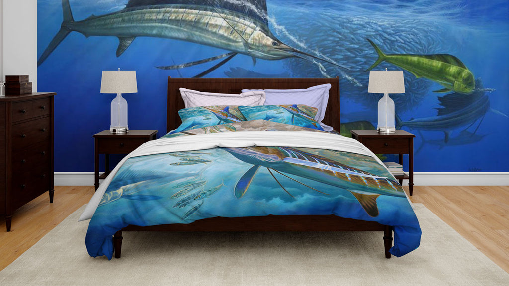 Bed Sets Featuring Incredibly Detailed Artwork Featuring Some Of  Australiau0027s Most Prolific Predators