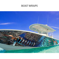 Jason Mathias boat Wraps