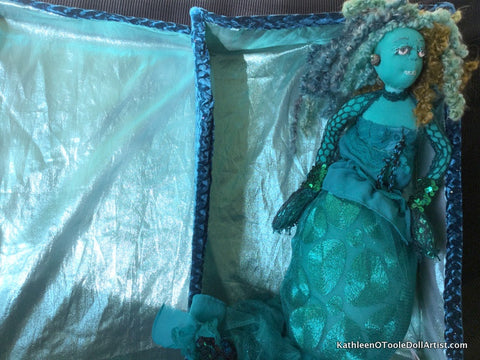 Mermaids One of a Kind Art Dolls