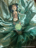 "Mermaid Doll - Sea Foam 26"" 66 cm"