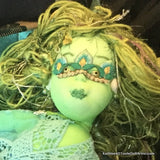 "Mermaid Doll - Beachi 30"" 76 cm"